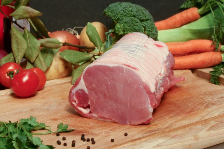 Rôti filet de porc