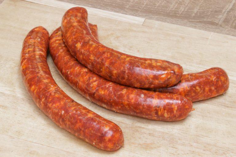 Saucisse Chorizo